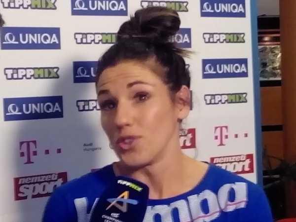 Handball Frauen EHF Champions League: Carmen Martin (CSM Bukarest) im SPORT4FINAL-Video-Interview - Foto: SPORT4FINAL