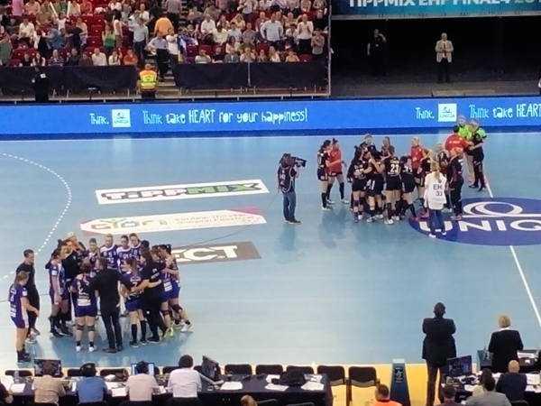 """Handball EHF Champions League: Vardar Skopje bezwang im """"Spielrausch"""" Titelverteidiger CSM Bukarest - Foto: SPORT4FINAL"""