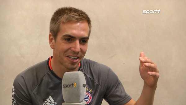 Philipp Lahm im SPORT1-Interview: Claudio Pizarro ist Schafkopf-König des FC Bayern München 3