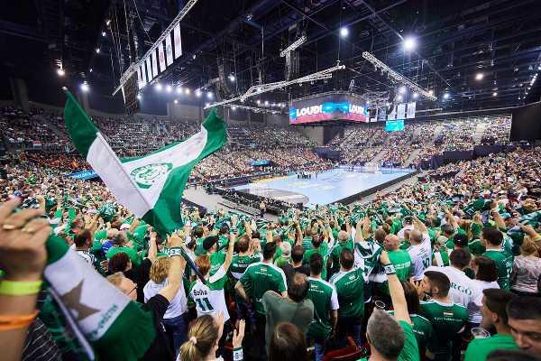 "Handball EHF Champions League: ""Bestes Final4"" in Budapest 2017 71"