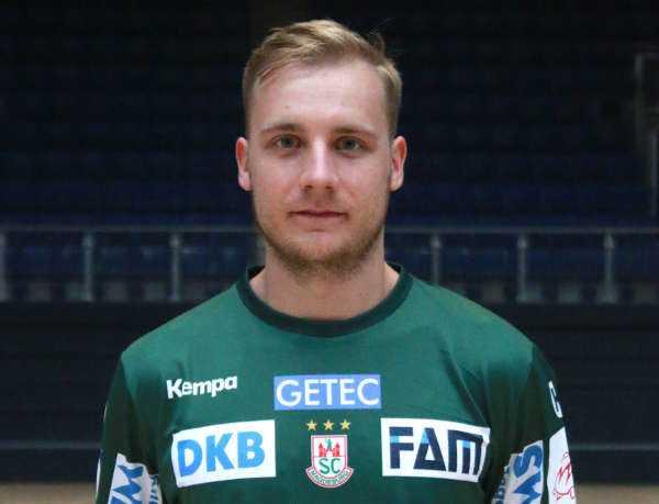 Daniel Pettersson - Foto: SC Magdeburg