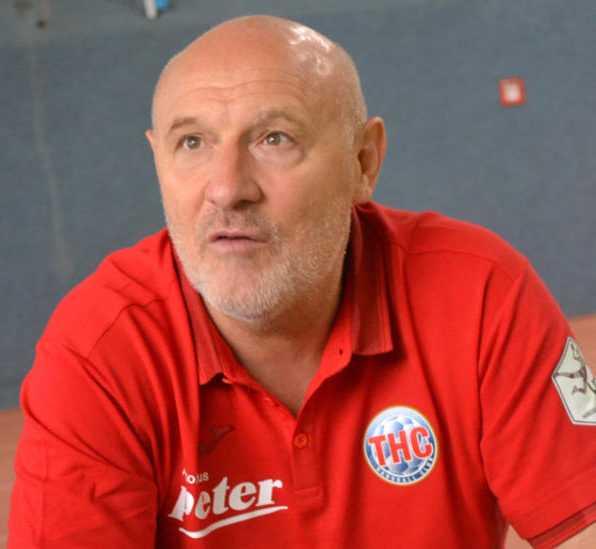 Thüringer HC bei Vardar Skopje in Handball Champions League 47