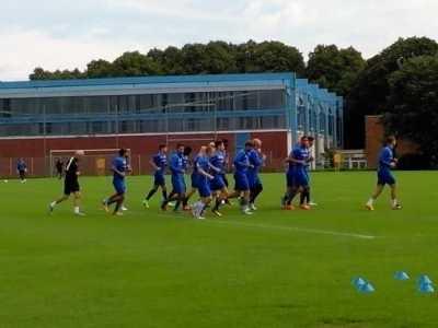 FC Hansa Rostock Training - Foto: SPORT4FINAL