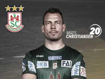 Mads Christiansen - Handball Bundesliga - Dänemark - Olympiasieger - Foto: SC Magdeburg