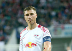 UEFA Champions League, RasenBallsport Leipzig vs. AS Monaco - Willi Orban (RB Leipzig) - Foto: GEPA pictures/Kerstin Kummer