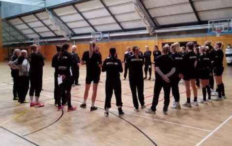 Handball WM 2017 Deutschland: Ladies mit Sport-, Autogrammstunde, Training - Foto: SPORT4FINAL