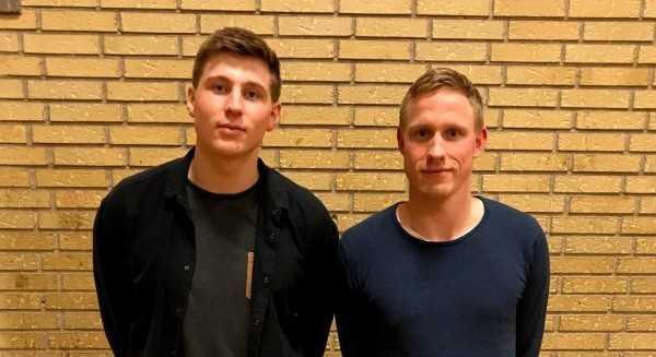 Göran Johannessen - Magnus Jöndal - SG Flensburg-Handewitt - Handball Bundesliga - Foto: SG Flensburg-Handewitt