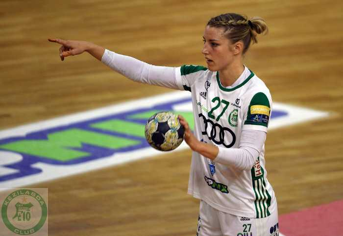 Cornelia Nycke Groot - Györi Audi ETO KC - Handball Ungarn - EHF Champions League - EHF Final4 - Foto: Aniko Kovacs und Tamas Csonka - Györi Audi ETO KC