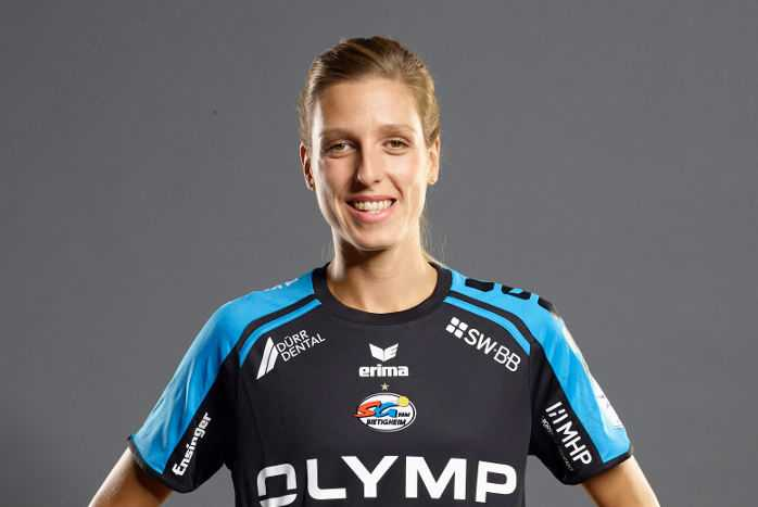 Susann Müller - SG BBM Bietigheim - Handball Bundesliga - EHF Champions League - Foto: SG BBM Bietigheim