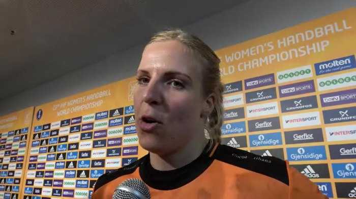 Danick Snelder - Niederlande - Handball WM 2017 Deutschland - Bronzemedaillen-Match Niederlande vs. Schweden - Foto: Jansen Media