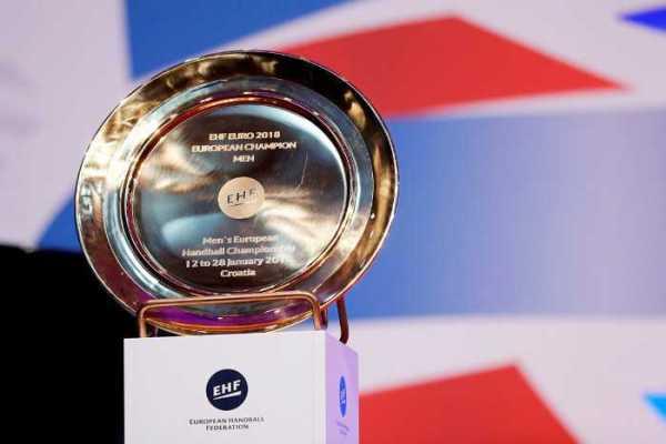 Handball EM 2018 Kroatien - Auslosung - EHF EURO - Final tournament draw - Foto: EHF Media / Uros Hocevar