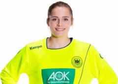 Dinah Eckerle - Handball WM 2017 Deutschland - DHB - Ladies - Foto: Sascha Klahn/DHB
