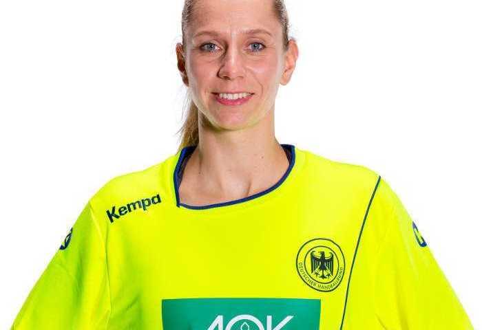 Katja Kramarczyk - Handball WM 2017 Deutschland - DHB - Ladies - Foto: Sascha Klahn/DHB