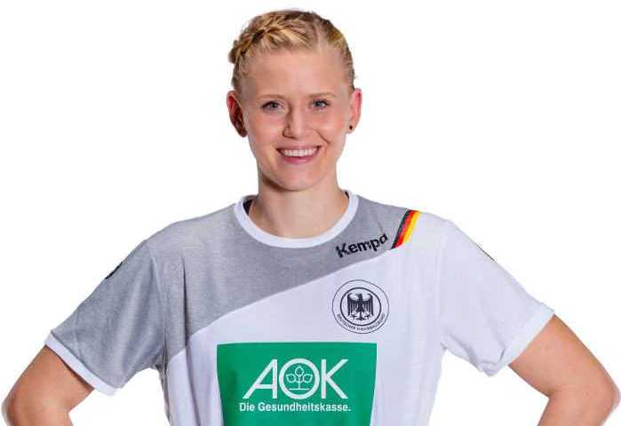 Kim Naidzinavicius - Handball WM 2017 Deutschland - DHB - Ladies - Foto: Sascha Klahn/DHB
