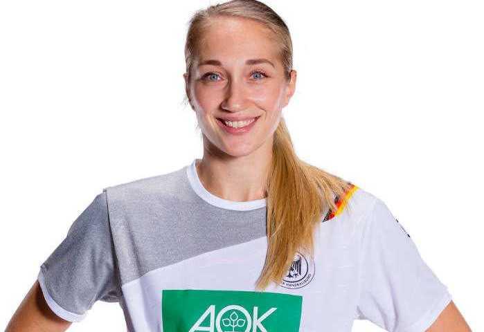 Nadja Mansson - Handball WM 2017 Deutschland - DHB - Ladies - Foto: Sascha Klahn/DHB