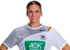 Handball WM 2017 Deutschland - Julia Behnke - DHB - Ladies - Foto: Sascha Klahn/DHB