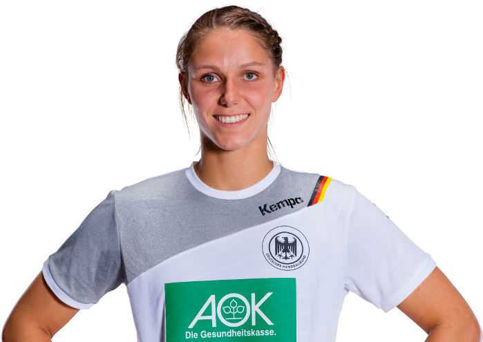 Xenia Smits - Handball WM 2017 Deutschland - DHB - Ladies - Foto: Sascha Klahn/DHB
