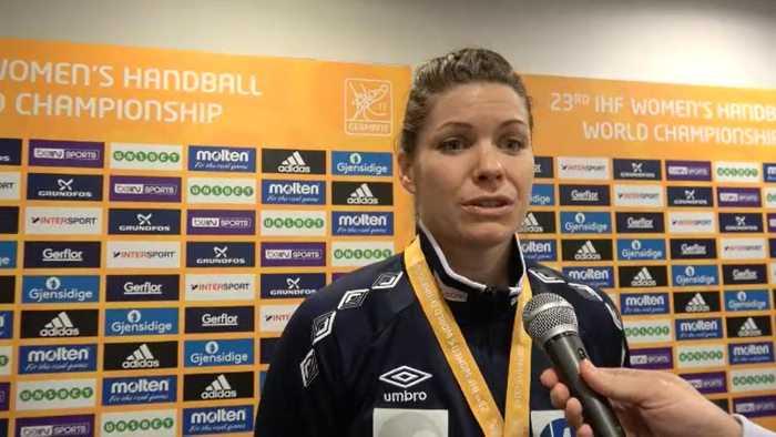 Kari Grimsbö - Norwegen - Handball WM 2017 Deutschland – WM-Finale Norwegen vs. Frankreich - Foto: Jansen Media