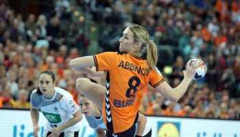Lois Abbingh - Niederlande - Handball WM 2017 Deutschland - Niederlande vs. Deutschland - Foto: Jansen Media