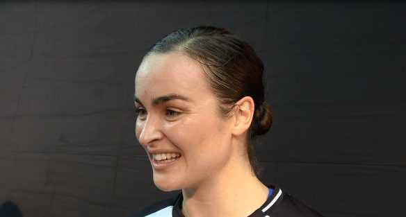 Yvette Broch - Niederlande - Handball WM 2017 Deutschland - Niederlande vs. China - Foto: Jansen Media