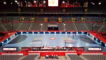 Handball EM 2018 Kroatien - Arena Zagreb - Deutschland - DHB - bad boys - Christian Prokop - Foto: SPORT4FINAL