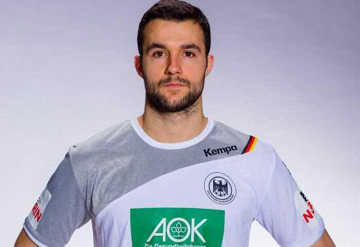 Handball EM 2018 - Bastian Roscheck - DHB - Deutschland - bad boys - SC DHfK Leipzig - Foto: Sascha Klahn/DHB