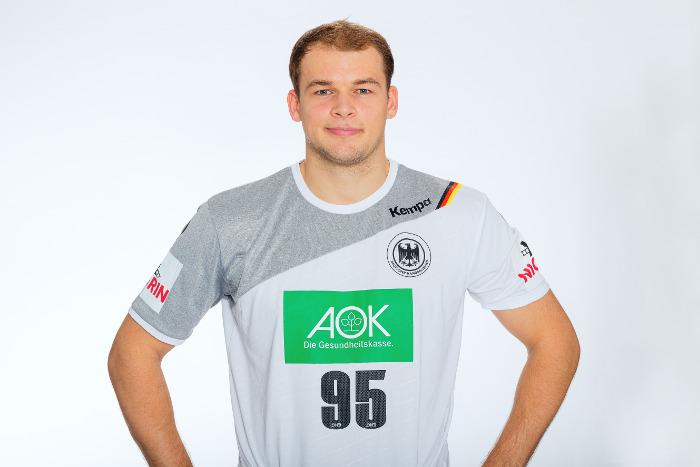 Handball EM 2018 – Paul Drux - DHB - Deutschland - bad boys – Füchse Berlin - Foto: Sascha Klahn/DHB