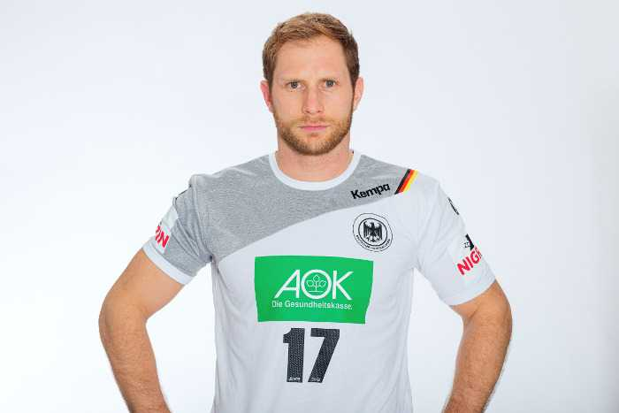 Handball EM 2018 – Steffen Weinhold - DHB - Deutschland - bad boys – THW Kiel - Foto: Sascha Klahn/DHB