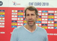 Handball EM 2018 - Magnus Wislander - Schweden - Legende - Interview - Arena Zagreb - Foto: SPORT4FINAL