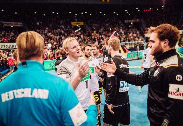 Handball EM 2018 - Deutschland - DHB - bad boys - Foto: #nähergehtnicht