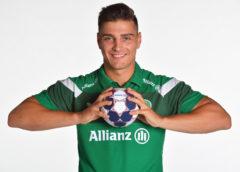 Lucas Krzikalla - SC DHfK Leipzig - Handball Bundesliga - Foto: Rainer Justen