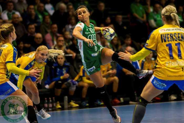 Nora Mörk - Györi Audi ETO KC vs. Nyköbing Handboldklub - Handball EHF Champions League - Foto: Aniko Kovacs und Tamas Csonka (Györi Audi ETO KC)