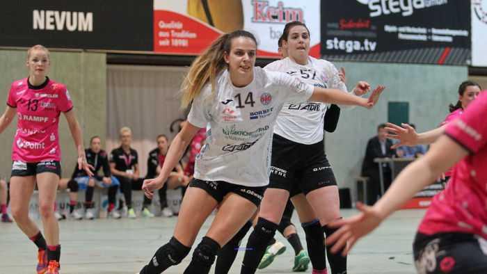 Anika Niederwieser - TuS Metzingen - Thüringer HC - Handball Bundesliga - Foto: TuS Metzingen/Gunar Fritzsche