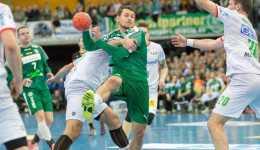 SC DHfK Leipzig: Yves Kunkel zu MT Melsungen