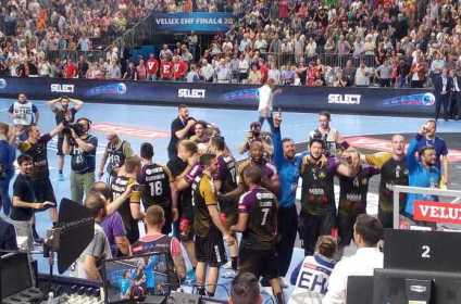 HBC Nantes - Handball Champions League EHF Final4 - Halbfinale 2018 - Paris Saint-Germain - Foto: SPORT4FINAL