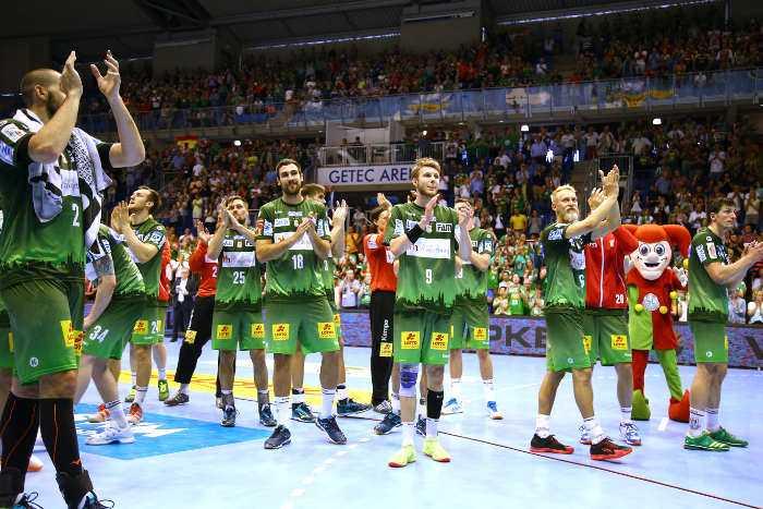 Marko Bezjak (25) - SC Magdeburg - EHF Cup Finals 2018 - Foto: EHF Media