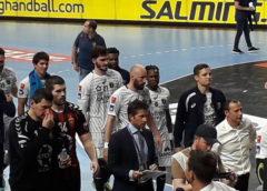 Montpellier Handball - Handball Champions League EHF FINAL4 - Halbfinale gegen HC Vardar Skopje - Foto: SPORT4FINAL