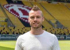 Brian Hamalainen - Dynamo Dresden - Fußball - Zweite Bundesliga - Saison 2018/2019 - Foto: SGD / Steffen Kuttner