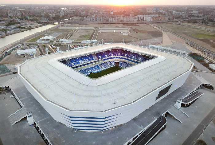 Fußball WM 2018 Russland: Kaliningrad Stadium - Foto: FIFA