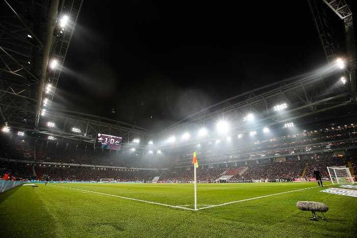 Fußball WM 2018 Russland: Moskau Spartak Stadium - Foto: FIFA