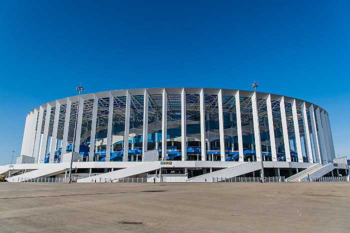 Fußball WM 2018 Russland: Nischni Novgorod Stadium - Foto: FIFA