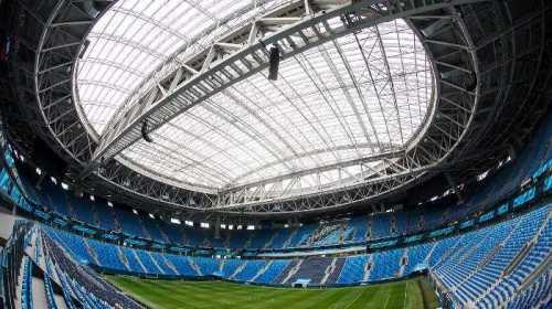 Fußball WM 2018 Russland: Saint Petersburg Stadion - Foto: FIFA