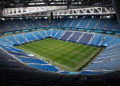 Fußball WM 2018 Russland: Saint Petersburg Stadium - Foto: FIFA