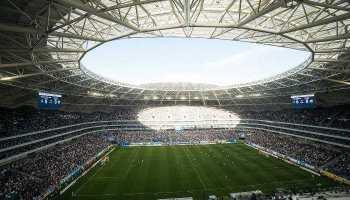 Fußball WM 2018 Russland: Samara Arena - Foto: FIFA