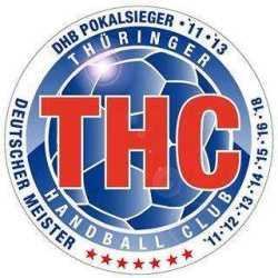 Thüringer HC Logo - Handball Bundesliga - EHF Champions League - Foto: Thüringer HC