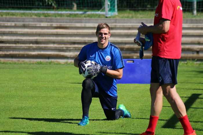 FC Hansa Rostock - Alexander Sebald - Fußball - Dritte Liga - Foto: FC Hansa Rostock