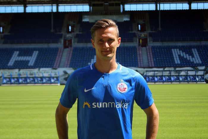 Kai Bülow - FC Hansa Rostock - Fußball - Dritte Liga - Kogge - Foto: FC Hansa Rostock