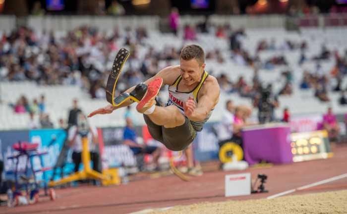 Markus Rehm - Weitsprung Weltrekord 8,47 Meter - Japan Para Championships in Maebashi - Foto: Oliver Kremer, sports.pixolli.com