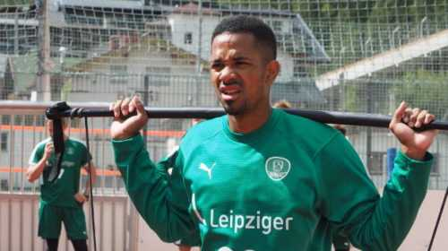 Raul Santos - Foto: SC DHfK Leipzig