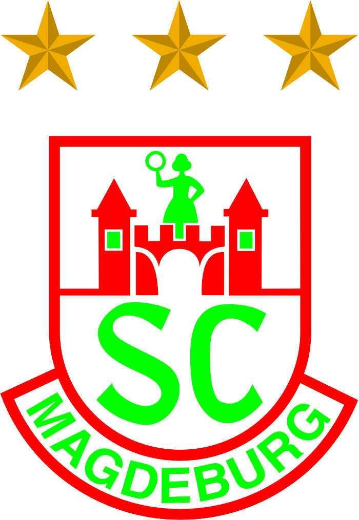 SC Magdeburg Logo - Copyright: SC Magdeburg